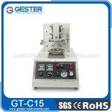Tela desgaste y abrasión máquina de prueba (GT-C15)