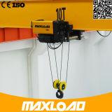 Élévateur électrique européen de câble métallique de modèle de tonne de 8 tonnes (MLER08-06)