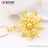 Environmental Copper에 있는 Xuping Fashion Popular 24k 금 Plated Flower - Shaped Pendant