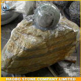 돌 구체 모양 분수 도매