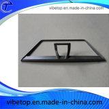 Pequena Quantidade CNC usinagem de peças de liga, liga de alumínio peças (Alu-005)