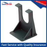 ABS/PP/asの注入のプラスチックによって形成される顧客用角度のカーテンブラケット