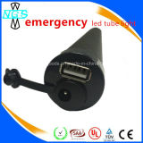 Luz Emergency impermeable recargable LED, lámpara al aire libre