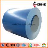 El material decorativo PVDF cubrió primero la bobina de aluminio con precio competitivo