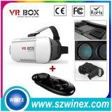 Glazen van de Werkelijkheid van het Controlemechanisme van het Spel van Bluetooth + van de Doos Vr 3D Virtuele