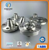 China Steel Fabricante inoxidável Wn forjado flange com Service OEM (KT0232)