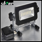 Eindeutiges Designed Rechargeable 10W LED Work Light Highquality