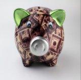 Commercio all'ingrosso meraviglioso della decorazione della Banca di ceramica dei soldi del gufo