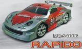 Nitro Car Erc086 1/8 4WD Top 10 Nitro RC Coches