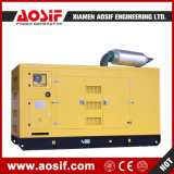 gerador de C.A. do consumo de combustível 3phase do poder superior de 380volt 400volt 415volt baixo