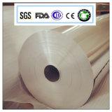 Сплав 8011 11 высокия стандарта микрон алюминиевой фольги домочадца