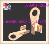 De nieuwe Vrouwelijke Terminal van de Hardware van de hoogste-Kwaliteit met Messing (hs-ot-0010)