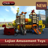شعبيّة في أطفال عالم ملعب خارجيّ بلاستيكيّة ([إكس1509-12])
