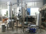 Alto vuoto efficiente di Wz che solleva distillazione di idro dell'evaporatore della singola fase della pellicola
