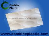 Placa de gravação da espuma do PVC para cobrir a parede para a decoração