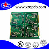 Multilayer Fr4 PCB Circuit avec Placage or Finger