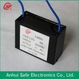 Ventilator-Kondensator mit 2 Drähten (CBB61)