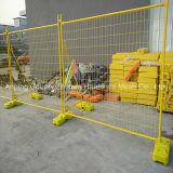 загородка 2.1X2.4m портативная временно для строительных площадок