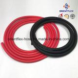 Nuevo manguito de aire mezclado liso flexible de la superficie Rubber/PVC
