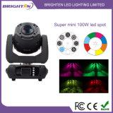 段階(BR-100S)のための小型100W LEDの点の移動照明