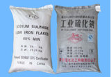 Sulfuro cristalino del sodio del grado industrial de la fuente de Factoty