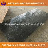 Placa da folha de prova do carboneto do cromo para o equipamento móvel