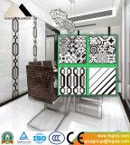 Guter Entwurfs-rustikale glasig-glänzende Steinbodenbelag-Polierfliese für im Freien und Innen (SP6P634)