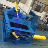 Máquina hidráulica da prensa de empacotamento da sucata das latas de alumínio