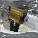 Kosmetische Kasten-halb automatische Zellophan-Verpackungs-Maschine