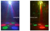 Nuevo Gobo de la llegada, laser, iluminación grande del efecto del hexágono LED del estroboscópico 4in1 de la viga