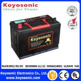batterie de voiture hybride de trois ans de la batterie de voiture de garantie 100ah 12V à vendre des batteries de voiture 12V