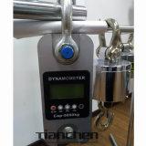 Hoge Dynamometer 20mm van de Haak van de Nauwkeurigheid LCD de Elektronische Schaal van de Vertoning