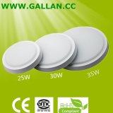 실내 점화 (GHD-LRC5422)를 위한 고품질 20W LED 천장 빛