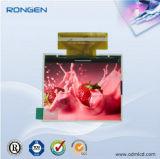 visualización de 40pin 2.36inch TFT LCD usada en el reloj/el agua Meter/POS