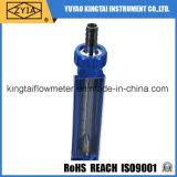 Rotámetro del tubo de cristal para el aire o el agua