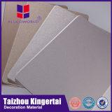 Panneau composé en aluminium de la qualité PVDF