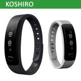 Faixa esperta da aptidão do esporte de Bluetooth OLED