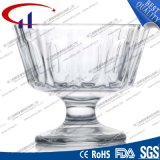 120ml Hot Sell Flint Glass Cup for Ice Cream (CHM8391)