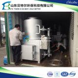 Máquina de la incineración de la basura del hospital de 10~300 camas, incinerador inútil médico sin humo