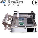 Máquina Semi-Auto de la selección y del lugar para la industria de electrónica