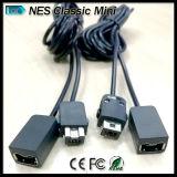 Удлинительный кабель для регулятора пульта классицистического варианта Nintendo Nes миниого