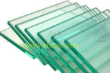 Wholesale Cheap Balcony Tempered/Laminated Railing Architectural Glass