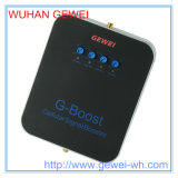 LED Diplay 세 배 악대 셀룰라 전화 신호 증량제 GSM900MHz 통신망 신호 승압기, GSM 신호 중계기