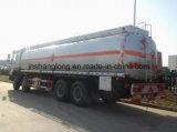 30m3 de Tankwagen van de Brandstof van de Olietanker van HOWO 8X4
