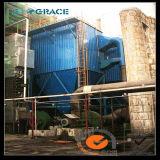 セメントの製造所および発電所のための装置を集める塵