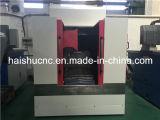 Grabado y fresadora HS0708 del CNC del metal