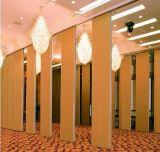 Paredes de divisória móveis de alumínio do projeto interior do restaurante do fabricante de China