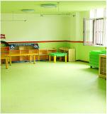 Assoalho profissional do PVC da alta qualidade para o revestimento interno do uso
