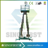 12m Push Around Aluminum Alloy Lift Platforms