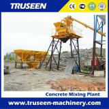 Construção de edifícios da Malásia Estação de mistura pré-fabricada de argamassa de concreto pré-fabricado